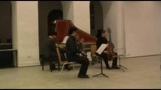 Dietrich Buxtehude-Triosonate Nr.5 in C-dur, BuxWV256 2. Violino solo