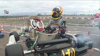 Karting : Enzo Peugeot, graine de… pilote de bolides