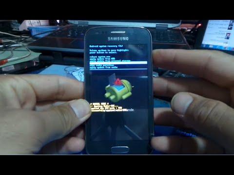 Samsung Galaxy Ace 3 s7275 Hard Reset