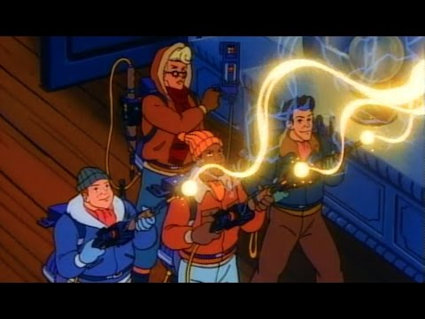 Ghosts of Christmas - The Real Ghostbusters - YouTube