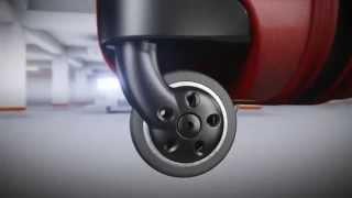 Чемодан на колесах Samsonite со скидками на нашем сайте www.sumkin.su(В нашем магазине www.sumkin.su появилась новая коллекция чемоданов Samsonite на колесах на складе в Москве. В данном..., 2015-06-12T23:14:59.000Z)