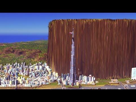 TSUNAMI DE MERDA DEVASTANDO CIDADE COM 100 MIL HABITANTES - Cities: Skylines
