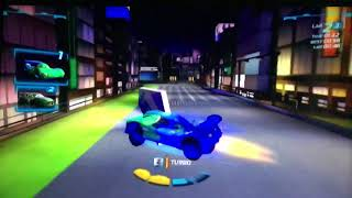 Cars 2 The Video Game | Carla Veloso-Ginza Sprint | Wii