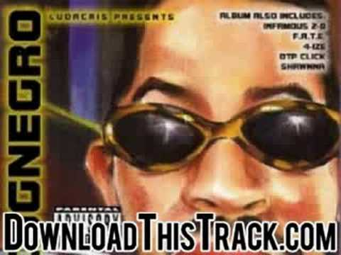 ludacris - Mouthing Off (Ft 4-Ize) - Incognegro
