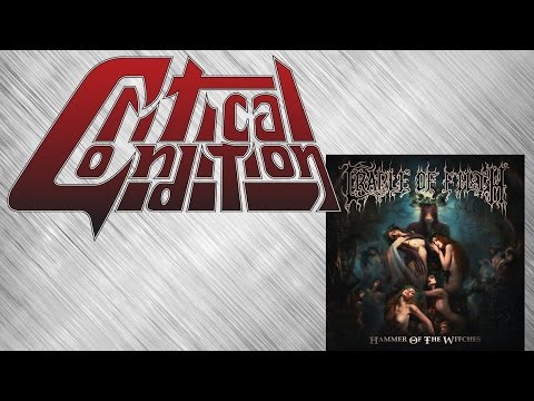 "CRADLE OF FILTH ""Hammer of the Witches"" Reviewed 