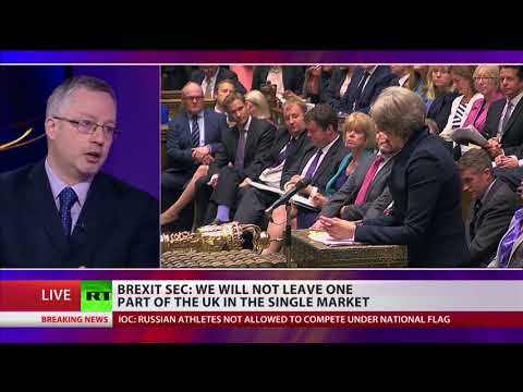 """Wellings: """"Need to convince UK political elite not to fall for EU red herring"""""""