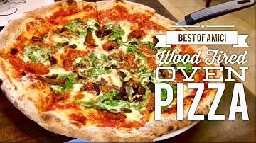 Best of Amici Italian Restaurant and Caramia Gelateria | Wood Fired Oven Pizza | Pasta Gelato Manila