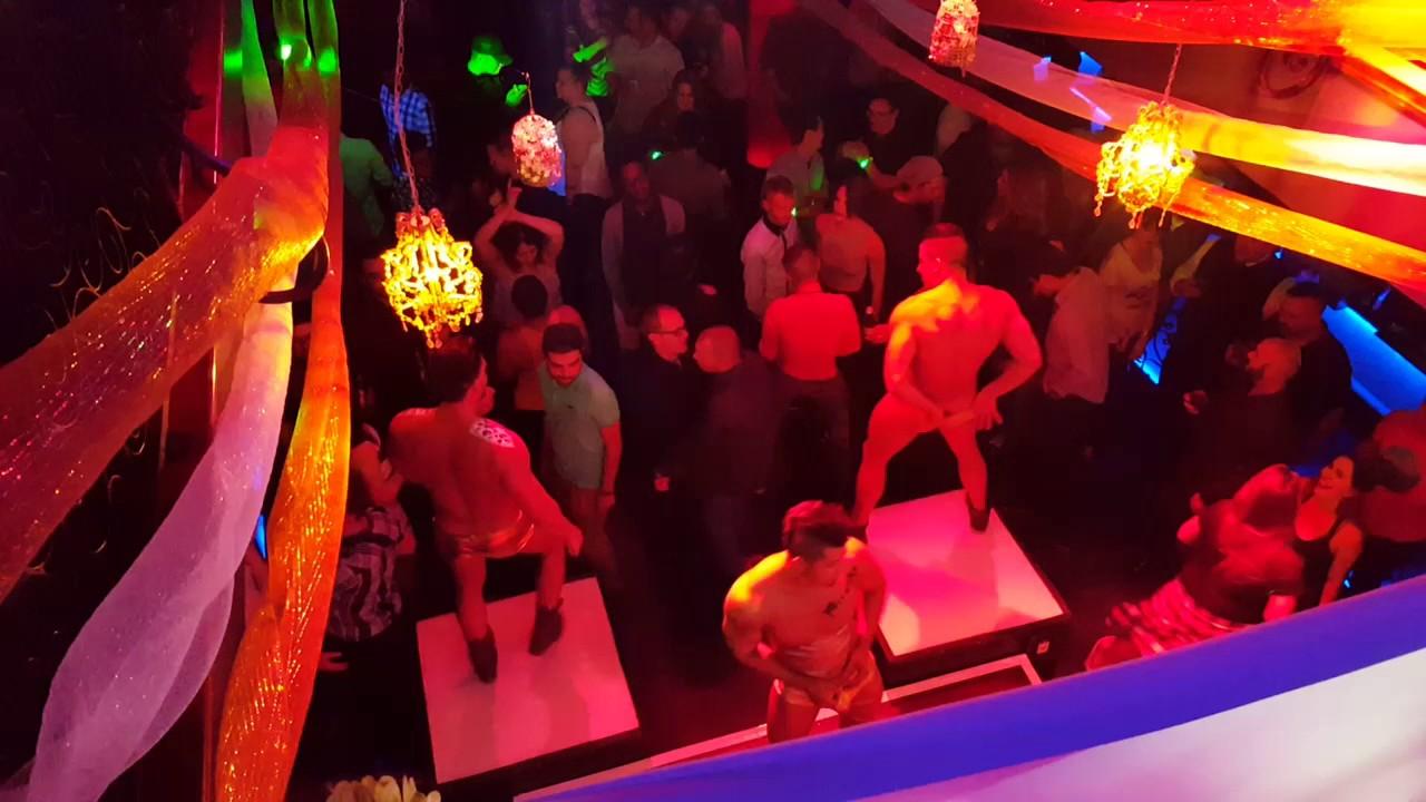Piranha Night Club Las Vegas Youtube