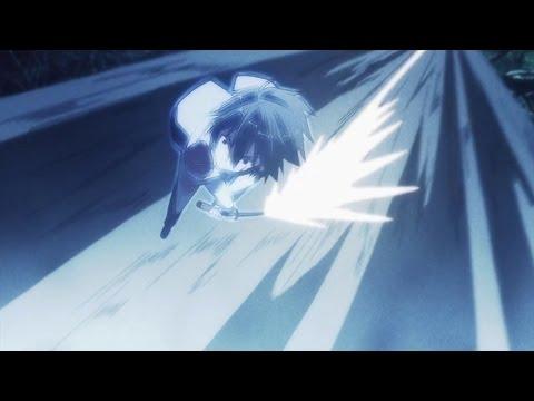 Rakudai Kishi no Cavalry - Ikki vs Kirihara - Fight scene