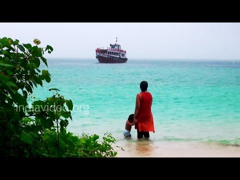 Amazing Beaches in Jolly Buoy, Andaman and Nicobar Islands