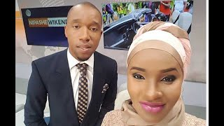 Citizen TV´s Lulu Hassan adores father to her 3 adorable boys, on his birthday