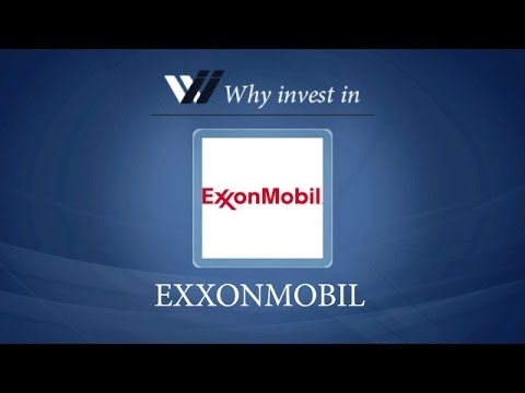 ExxonMobil - Why invest in 2015