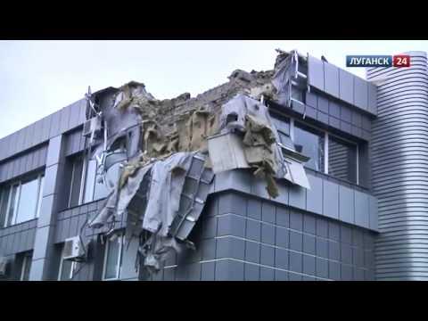 Луганск, 7 июля 2014. Пришла настоящая война