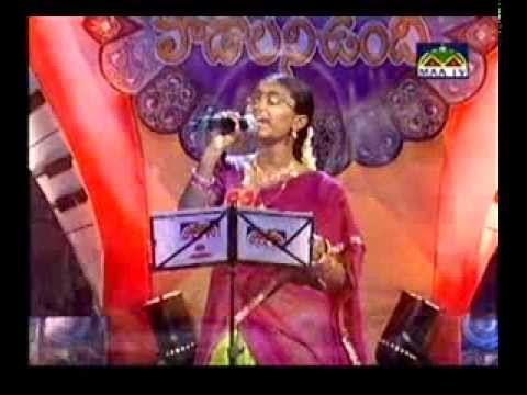 Pallavinchu tholi ragame(Movie: Raja)-Padalani undi 2007-Swathi-Quarter Finals 3rd round