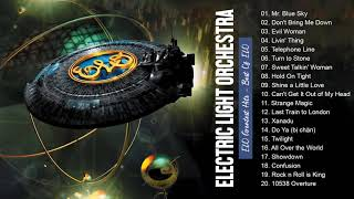E L O Greatest Hits Full Album - Best Songs Of E L O Playlist 2021