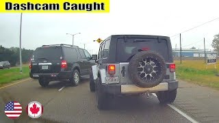 Ultimate North American Cars Driving Fails Compilation - 43 [Dash Cam Caught Video]