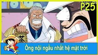 Khoảnh khắc hài hước không thể bỏ qua One Piece P25 | Jony OP