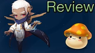 MapleStory Illium review | One Of The Best Mobbers In The Game
