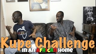 In An African Home: Kupe Challenge (Clifford Owusu)