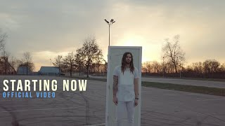 David Dunn - Starting Now (Official Music Video)
