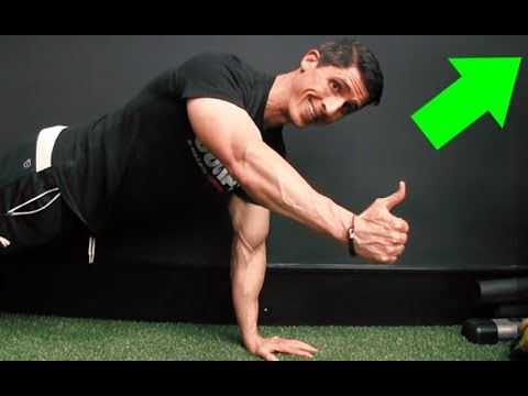 pushups perfect form every single time youtube