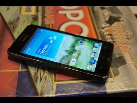 Демонстрация Huawei Honor Pro, Ascend P1 XL, D1 Quad XL, G500 Pro