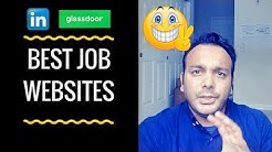 👌 Best Websites for Job/Internship Search In USA | MS IN USA