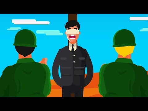 Firing Squad - Worst Punishments In The History of Mankind