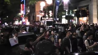 Montréal 2012-06-09, Émeute policière au Grand Prix 6