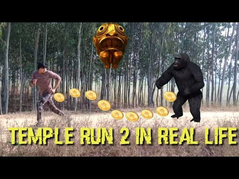 Temple Run 2 Lost Jungle In Real Life 2019 3D Endless Running Video Game Developed And Published