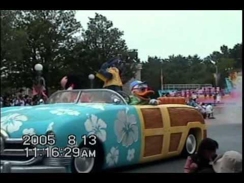 東京ディズニーランド ディズニー・ロック・アラウンド・ザ・マウス 2005/08/30   by MATSUSENSEI0773