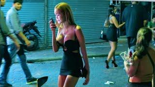 Pattaya Nightlife, Walking Street after midnight - VLOG 74 thumbnail
