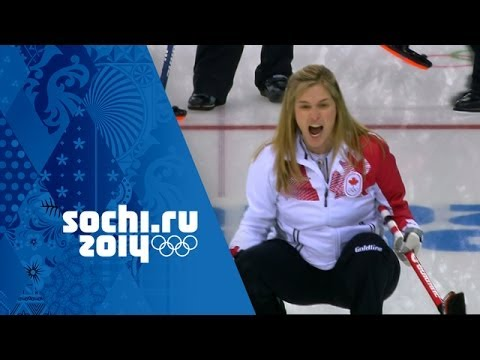 Curling - Women's Semi-Final - Great Britain v Canada | Sochi 2014 Winter Olympics