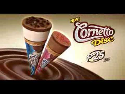 TURNTABLE TVC (Cornetto Ice Cream) - YouTube