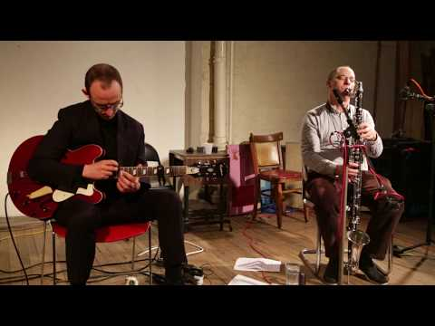 Nicola Hein & Ned Rothenberg - at Experimental Intermedia, NYC - March 4 2018 Mp3