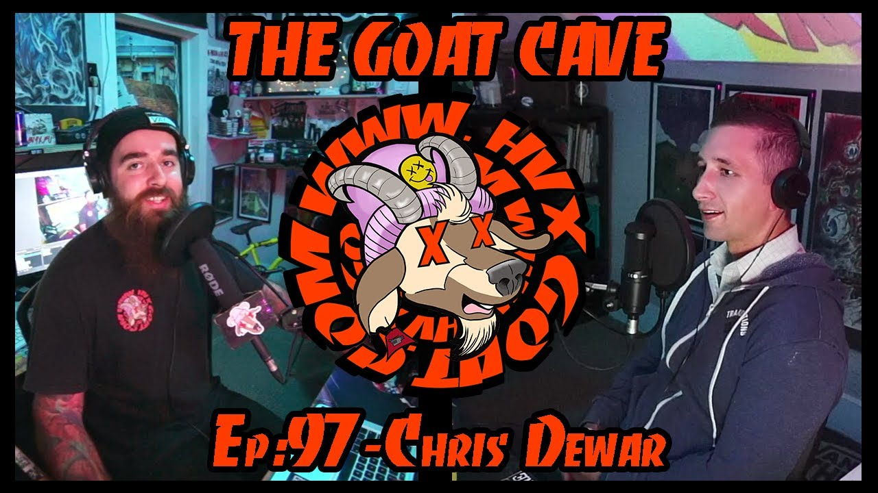 The Goat Cave Podcast (Ep:97-Chris Dewar)