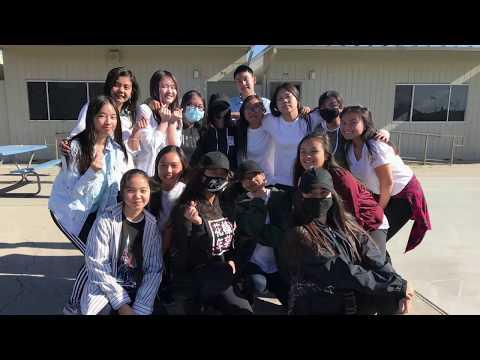 Korean Club Flashmob - Bolsa Grande HS