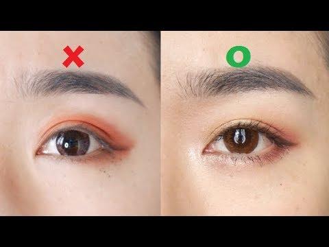 紅色系眼影DO'S & DON'TS 畫紅色系眼影會避免的四大點 ... | 蘋果健康咬一口