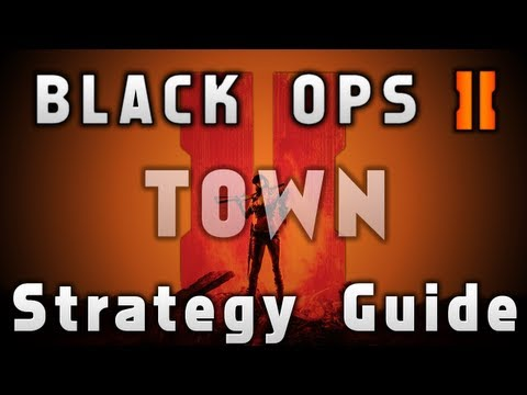"Black Ops 2 Zombies: ""TOWN SURVIVAL GUIDE"" (Strategy Guide)"