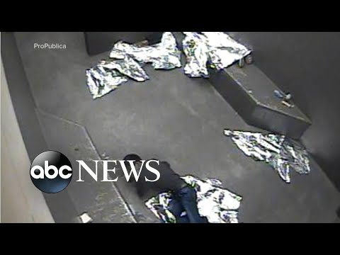 Video Shows Migrant Teen Who Died In US Holding Cell L ABC News