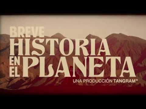 """""""Breve Historia en el Planeta"""" - Trailer Oficial"""