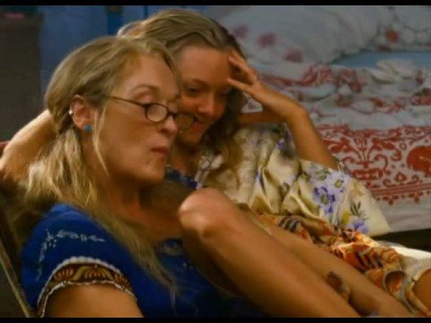 Slipping Through My Fingers  Meryl Streep, Amanda Seyfried