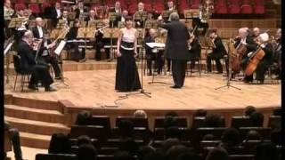 Georgian Soprano Tea Subeliani, Verdi, Traviata,  Aria of Violetta, Sempre Libera