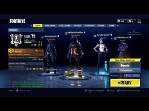 Fortnite Update 3.5  GAME PLAY