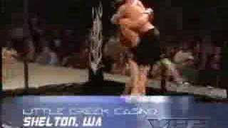 Tylar Michaelis 16 yr old Cage Fighter MMA Kid Jeff Monson thumbnail