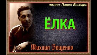 Павел Беседин  читает   Зощенко ' Ёлка '