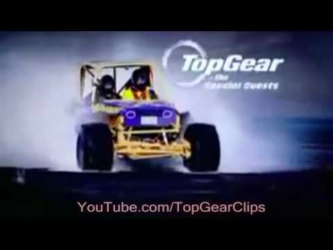 Behind The Scenes of Top Gear UNSEEN FOOTAGE