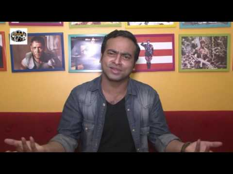 Interview With Actor Pitobash Tripathy  For Film Begum