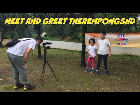 Vlog MEET & GREET di Taman MINI INDONESIA Indah  TheRempongs