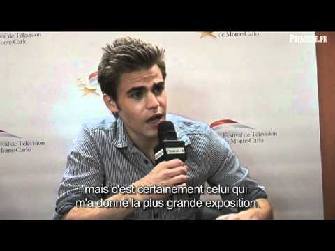 Vampire Diaries : Interview de Paul Wesley